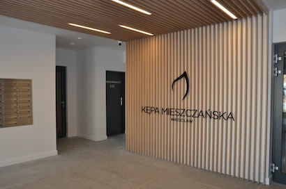 Milart Kępa Mieszczańska - Photos from construction